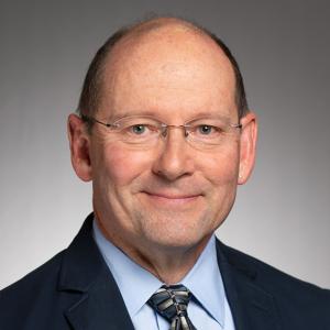 Dr. Steven Jacobsen headshot