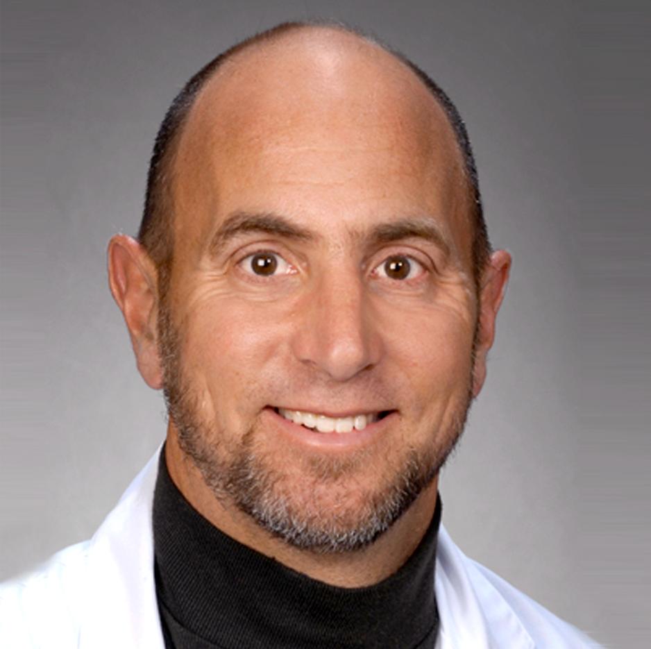 Dr. Robert Cooper headshot