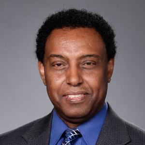 Dr. Darios Getahun headshot