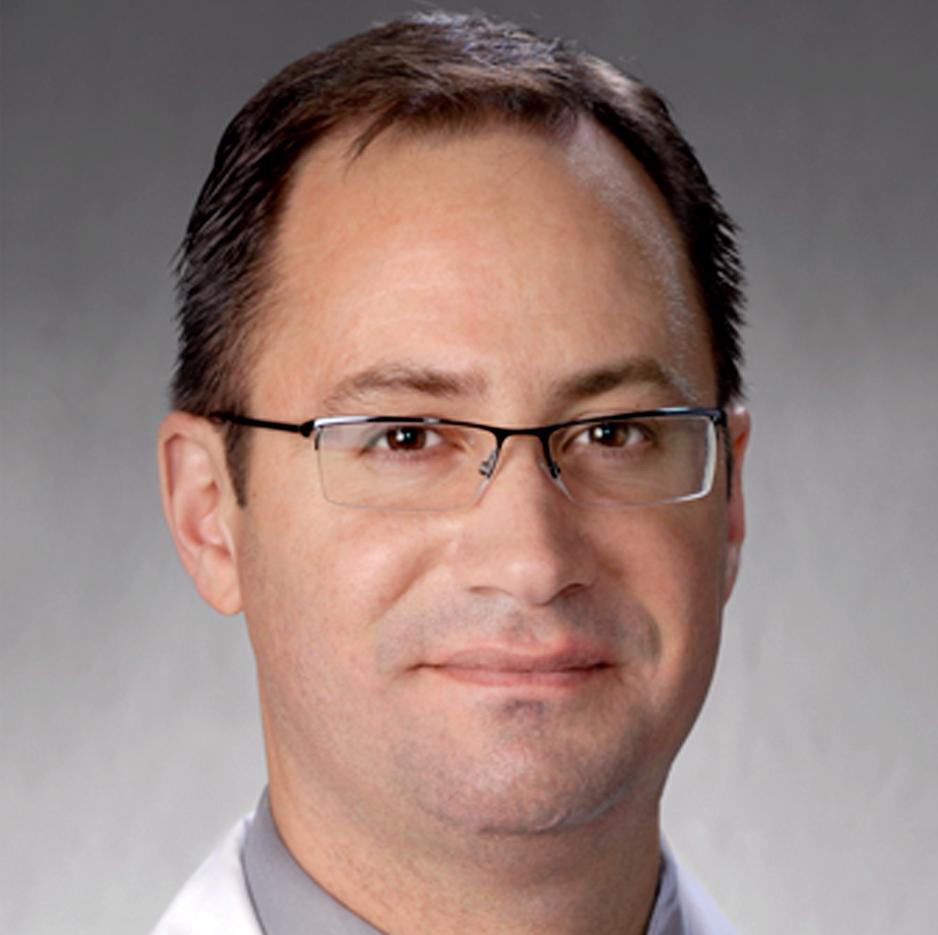 Dr. Michael Girvigian headshot