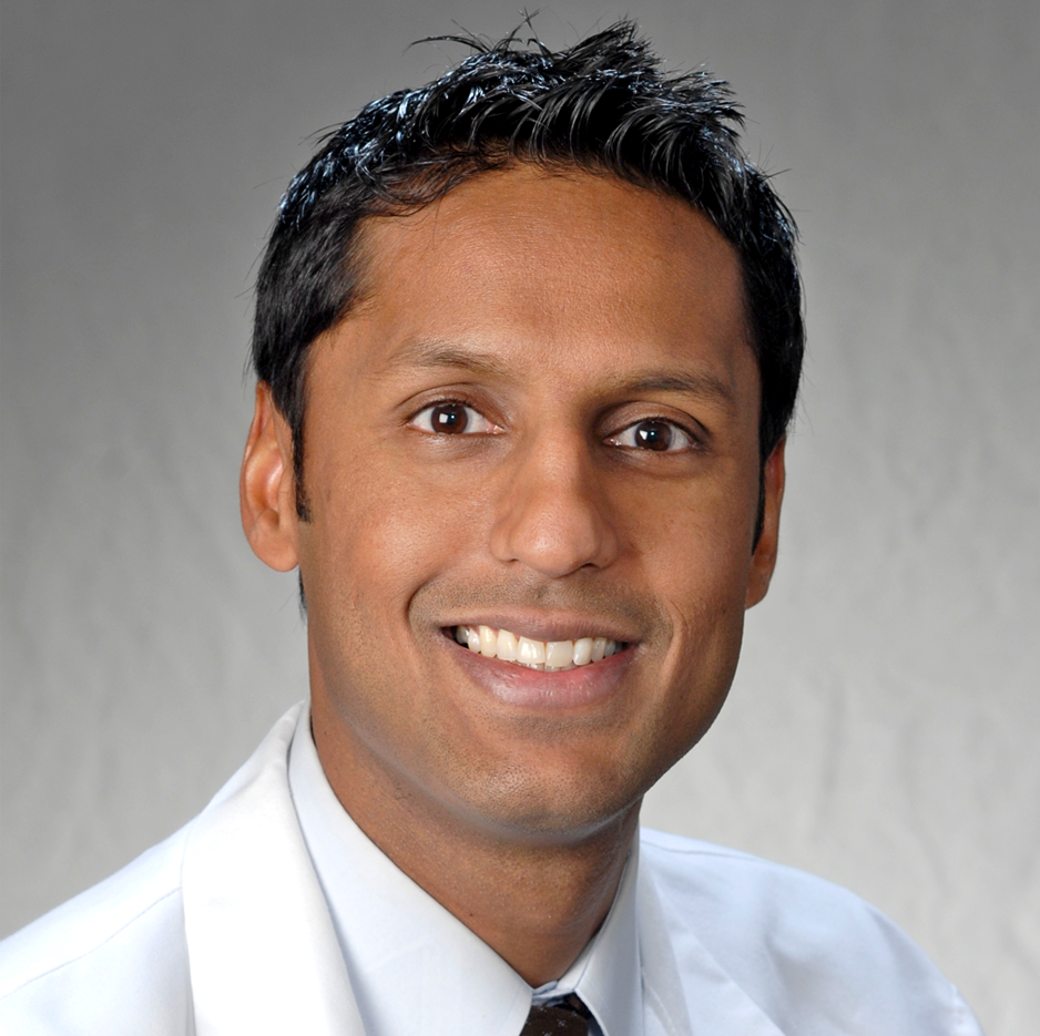 Dr. Nigel Gupta headshot