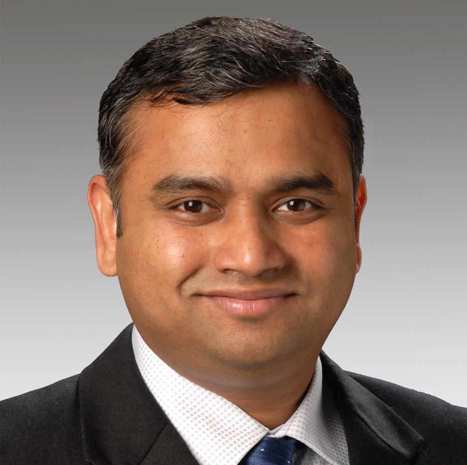Dr. Aniket Kawatkar headshot