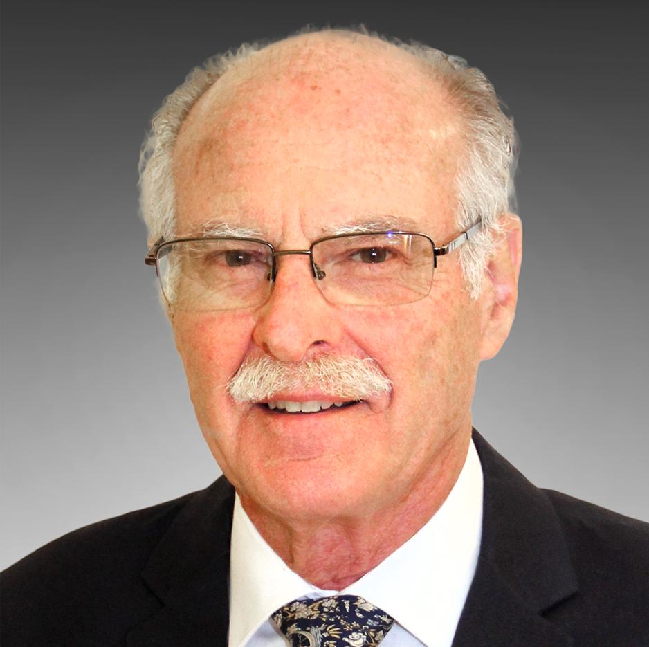 Dr. George Longstreth headshot