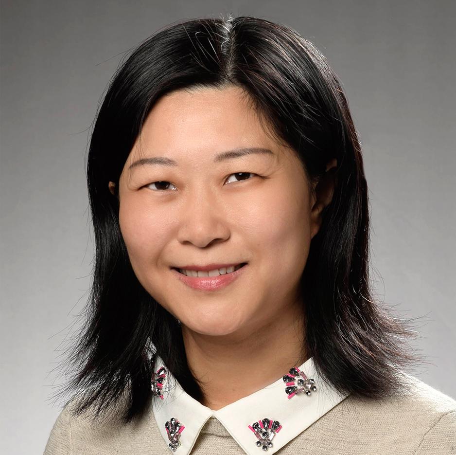 Dr. Lei Qian headshot