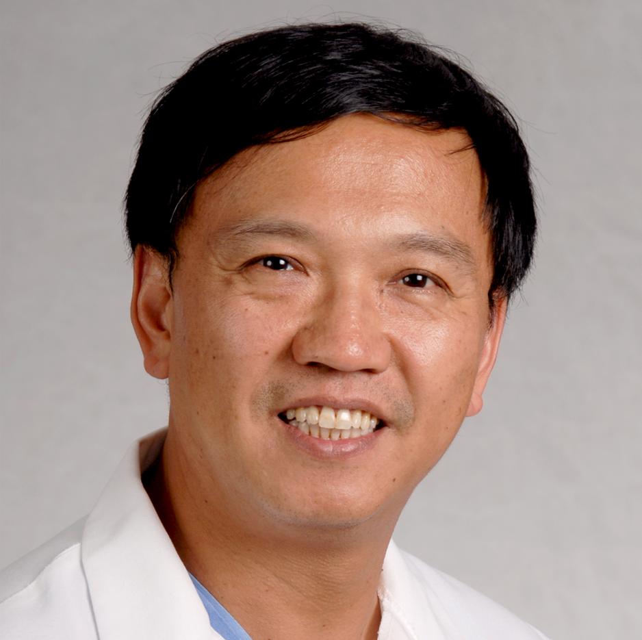 Dr. Chunyuan Qiu headshot