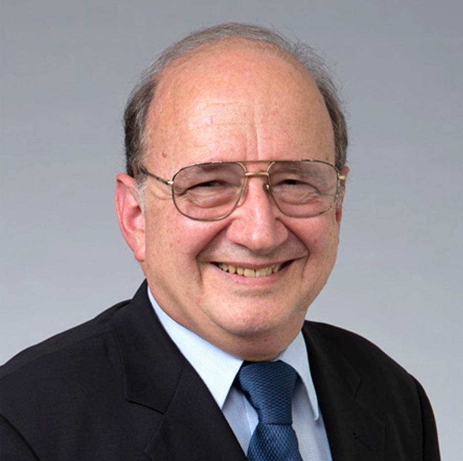 Dr. David Sacks headshot
