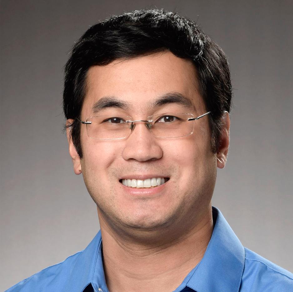 Dr. Ernest Shen headshot