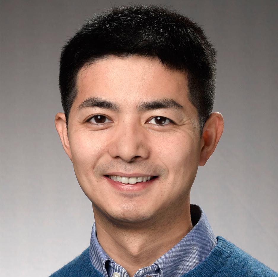 Dr. Jiaxiao Shi headshot