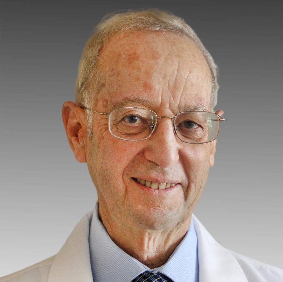 Dr. Robert Zeiger headshot