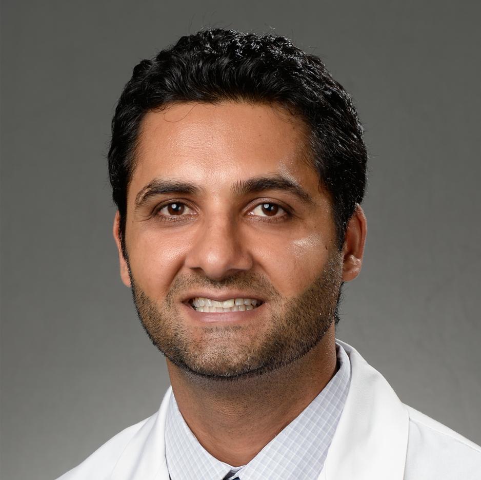 Dr. Navdeep Sangha headshot