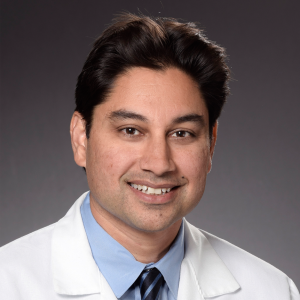 Dr. Devansu Tewari headshot