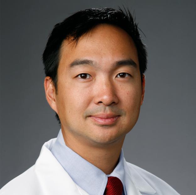 Dr. Bechien Wu headshot