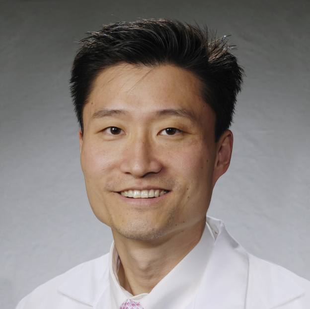 Dr. Steve Lee headshot