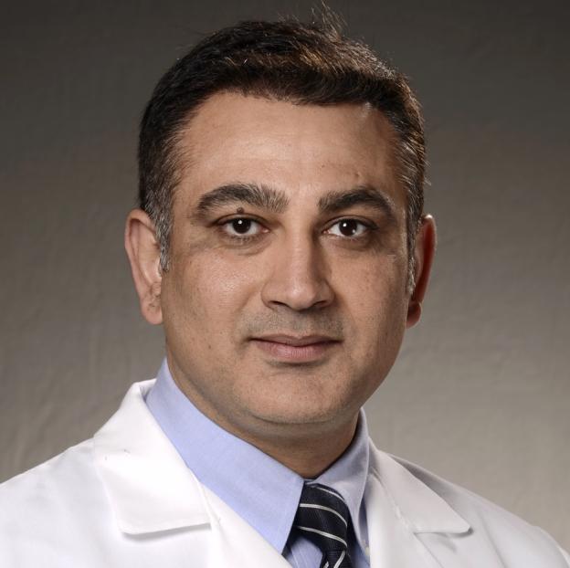 Dr. Rajeev Attam headshot