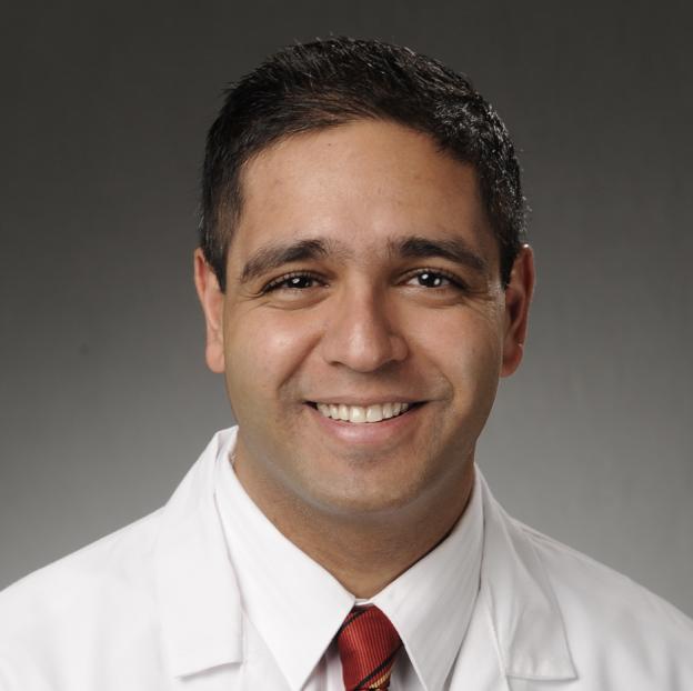 Dr. Gaurav Khanna headshot