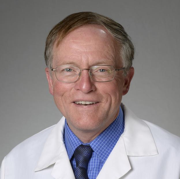 Dr. Bradley Ackerson headshot