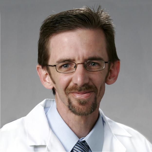 Dr. Patrick Van Winkle headshot