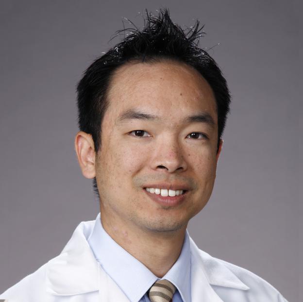 Dr. Eugene Chu headshot