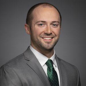 Dr. Matthew Mefford headshot