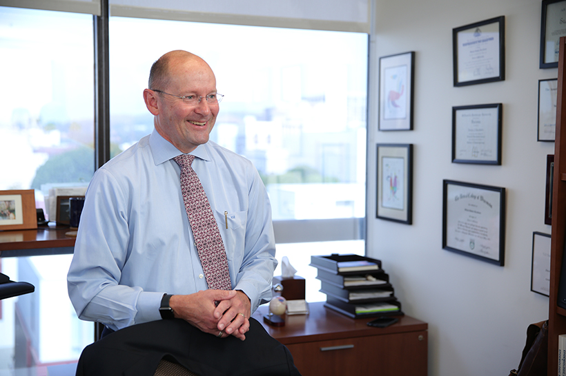 Featured News Story #1: Dr. Steven Jacobsen of Kaiser Permanente elected president-elect of the American College of Epidemiology