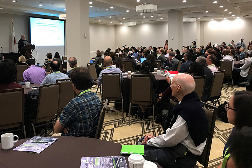 Featured News Story #2: National ACE conference draws health researchers to Pasadena