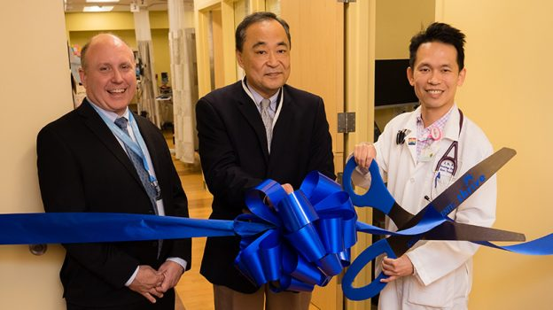 Featured News Story #1: Cancer Clinical Trials office opens in Ontario
