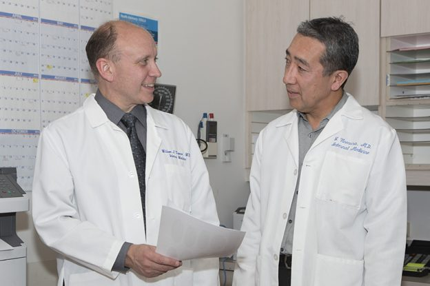 Featured News Story #3: Advancing treatments through clinical trials