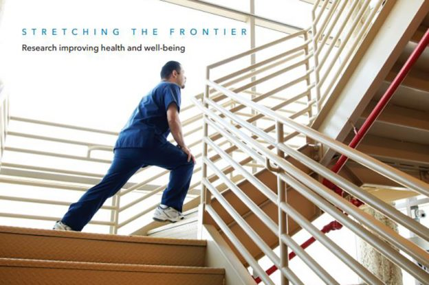 Featured News Story #1: Annual report shows Kaiser Permanente Southern California research stretching the frontier of health