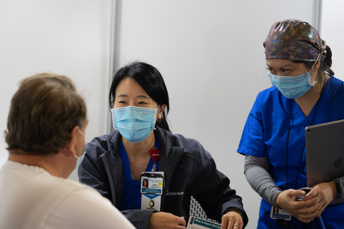 Featured Image of News Story Titled: Kaiser Permanente members invited to join flu vaccine study